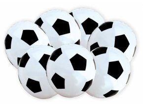 Fotbal balónky 7ks B-34