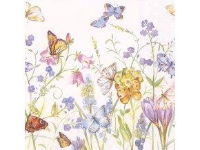 Motýlci ubrousky 211413