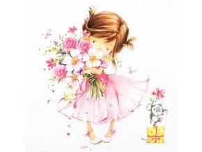 Malá princezna ubrousky 211271