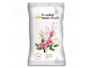 smartflex flower vanilka 1 kg v sacku modelovaci hmota na vyrobu kvetin 1