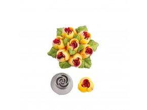 Tulipán 27 3D cukrářská špička 0263633