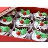 Vánoční cukrářské košíčky PME BC720