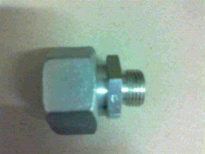 Redukční šroubení s těsnícím kuželem M18x1,5 na M12x1,5