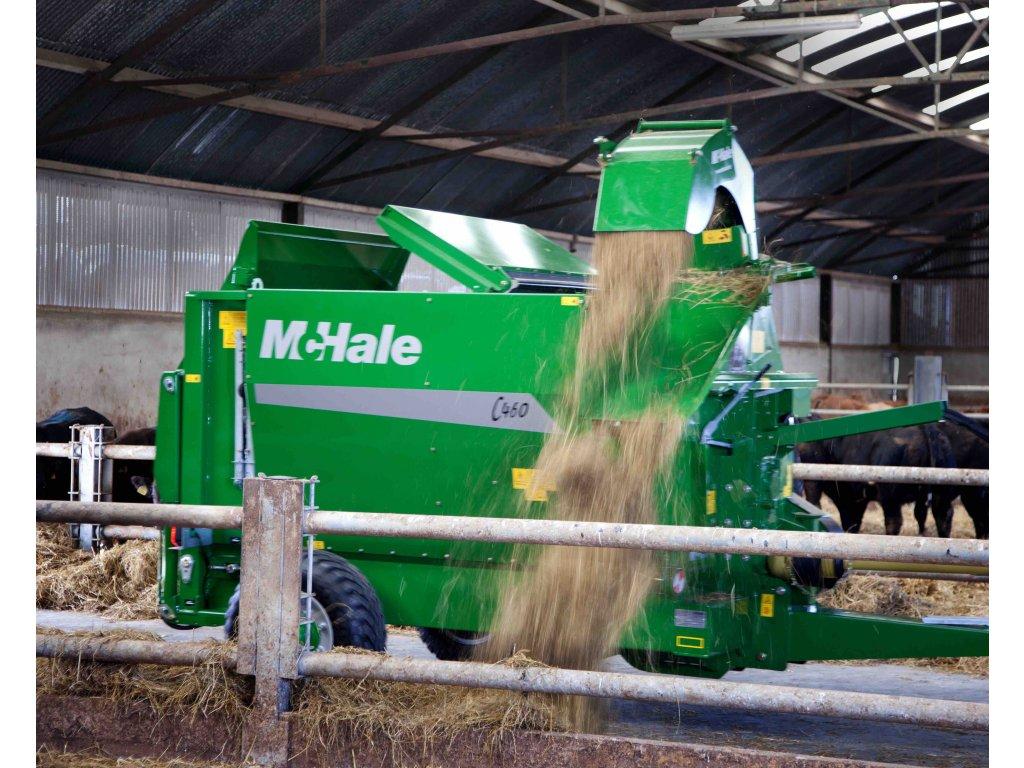 Rozdružovač McHale C460