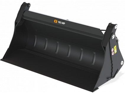 Multifunkční lopata 4v1 pro obecní údržbu