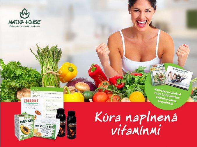 SK kucharka cviceni banner kura naplnena vitaminy 1364x1024px