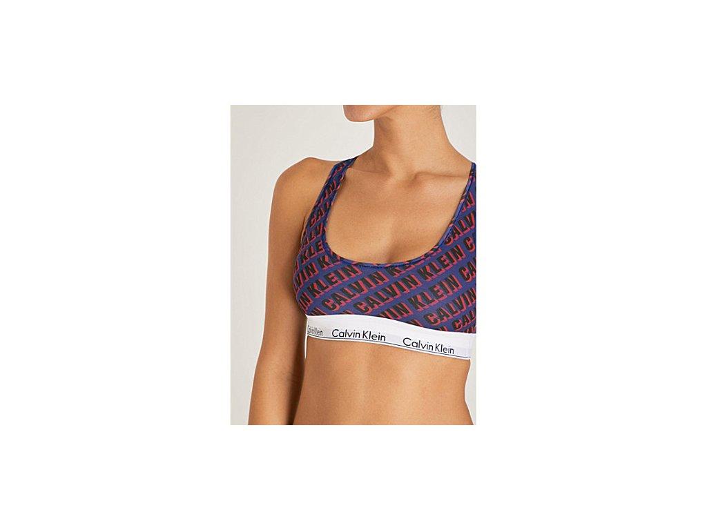 Calvin Klein Dámská podprsenka -QF 1659 Modern cotton Bralette limitovaná kolekce