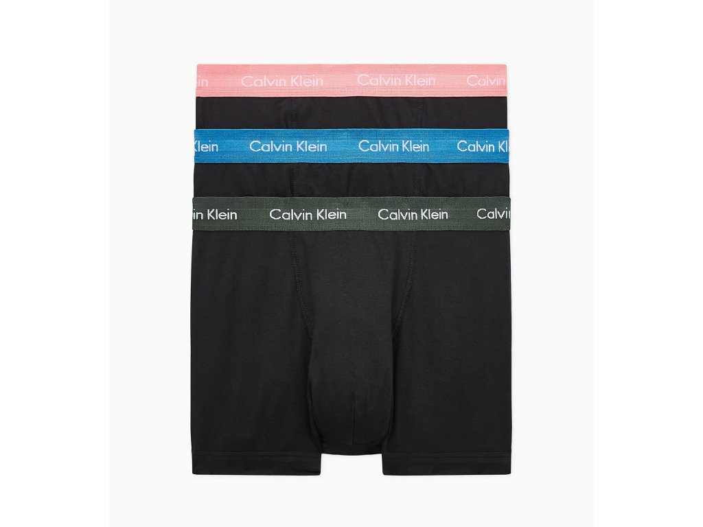 3 PACK TRUNKS - COTTON STRETCH U2662G HDL