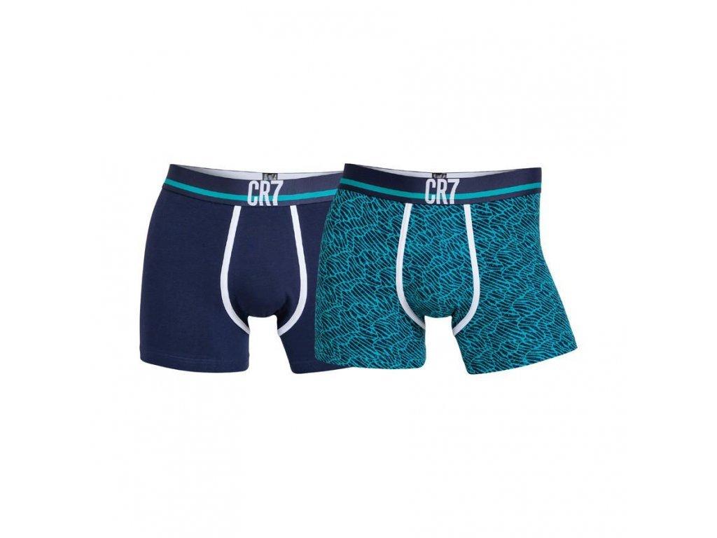 CR7 pánské boxerky 2pack limitovaná kolekce vzor 8302-49-510