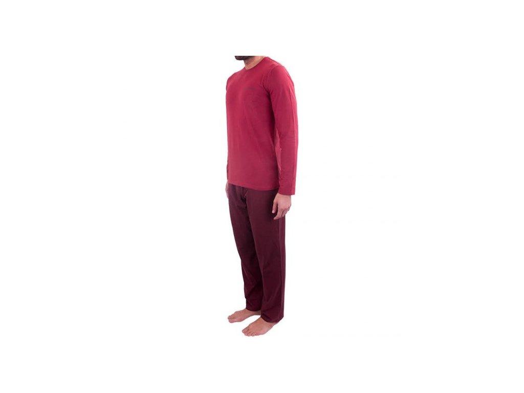 Pánské pyžamo - Limitovaná Vánoční kolekce - Calvin Klein