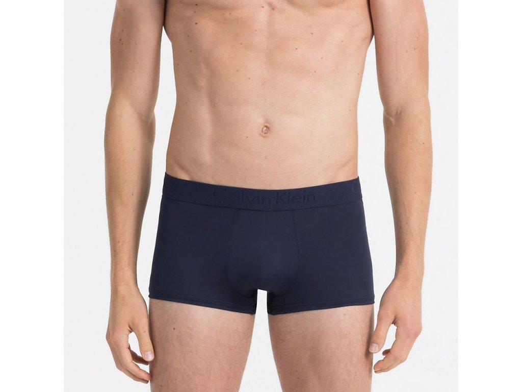 Pánské luxusní boxerky Calvin klein Infinite - tmavě modré Infinite NU8668A-8SB