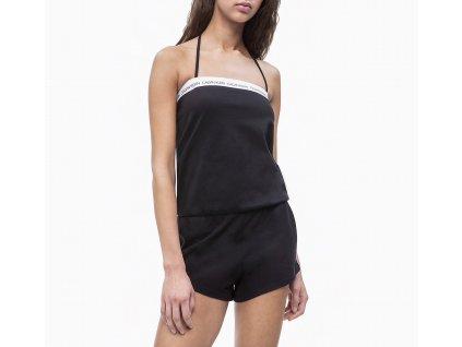 Calvin Klein dámský overal černý KW0KW00713