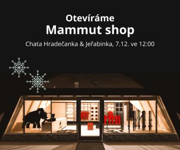 Mammut Shop Malá Úpa