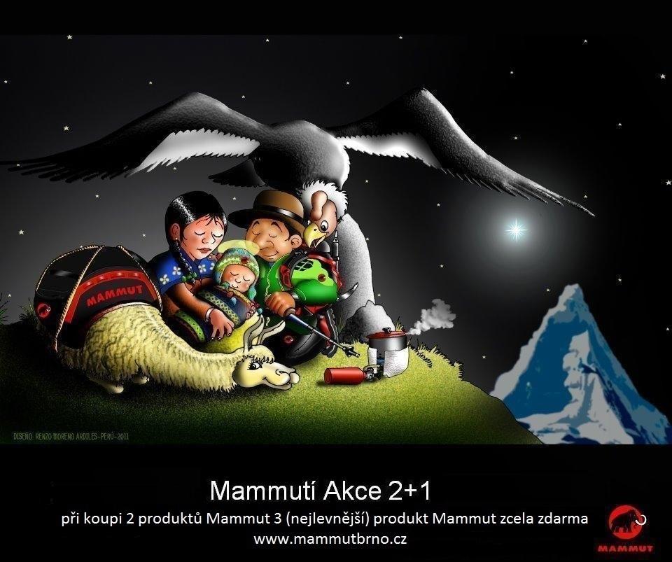 Mammutí Akce 2 + 1 na kamenné prodejně
