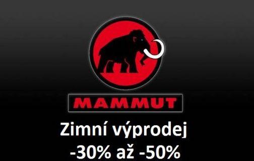 Zimní výprodej -30% až -50%
