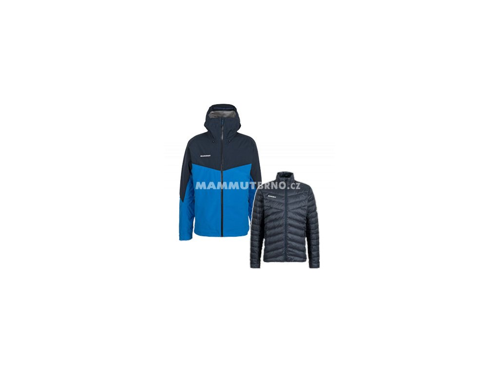 Convey 3 in 1 HS Hooded Jacket mu 1010 26470 0052 am