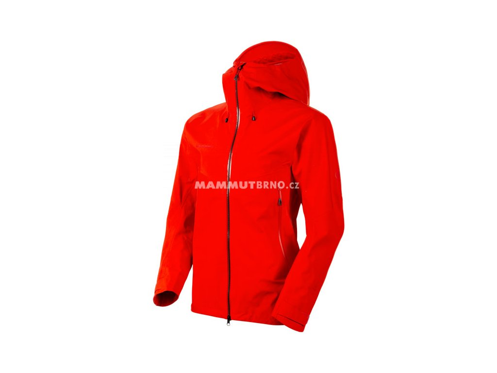 Crater HS Hooded Jacket mu 1010 27700 3445 am