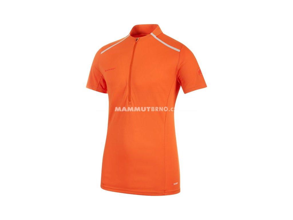 Atacazo Light Zip T Shirt mu 1017 00090 2181 am