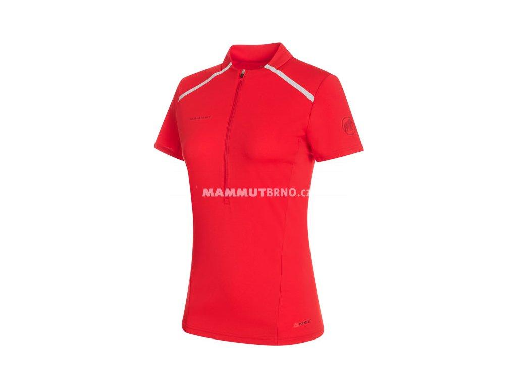 Atacazo Light Zip Women s T Shirt mu 1017 00120 3149 am