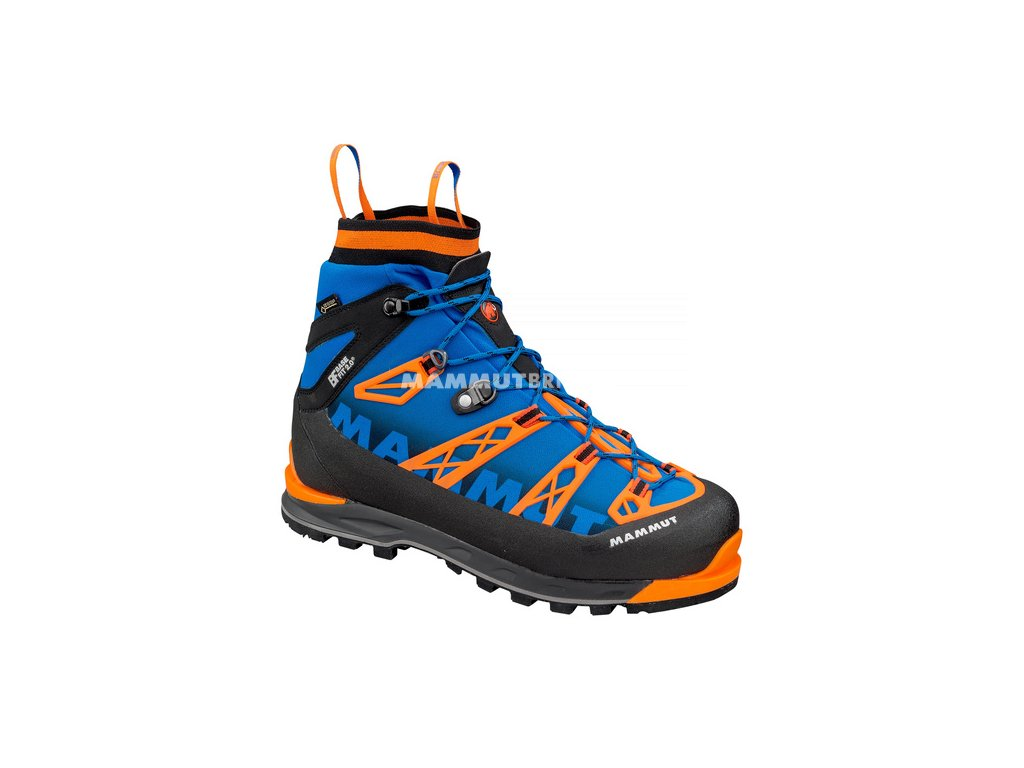 nordwand light mid gtx ice black michelin main