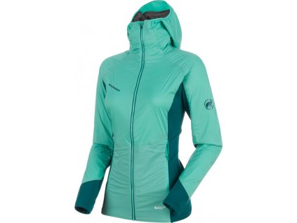 Aenergy IN Hooded Women s Jacket mu 1013 00400 40038 am