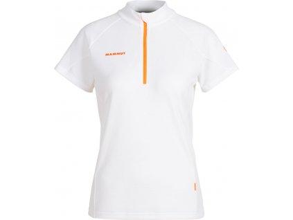 Aegility Half Zip Women s T Shirt mu 1017 01840 0243 am