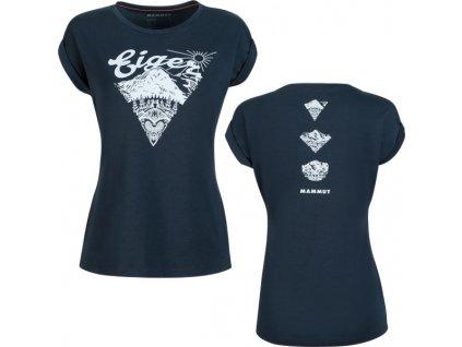 Mountain Women s T Shirt mu 1017 00963 5118 am