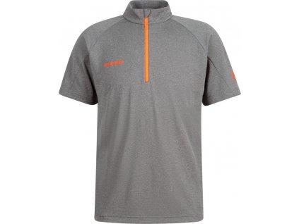 Aegility Half Zip T Shirt mu 1017 01830 00549 am