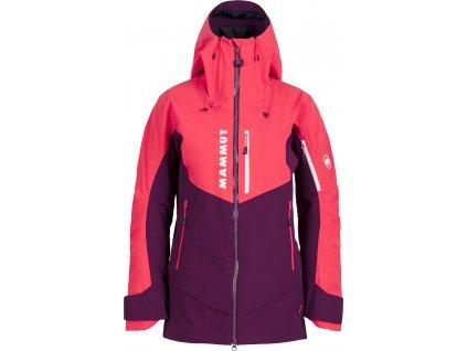 La Liste HS Thermo Hooded Women s Jacket mu 1010 28220 6408 am
