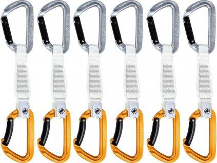Sender Keylock 12 cm 6 Pack Quickdraws mu 2040 02490 33272 am
