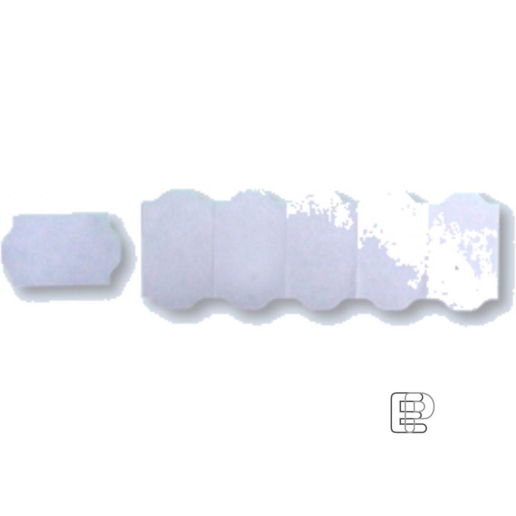 SLE Meto 32x19 bílé  948 etiket