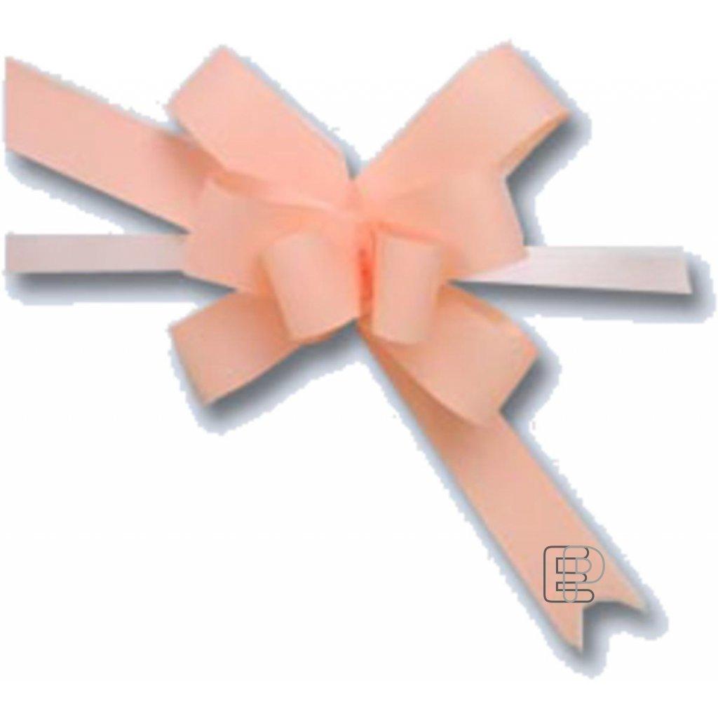 Stahovací mašle 2cm/50cm pastelové balení 50ks
