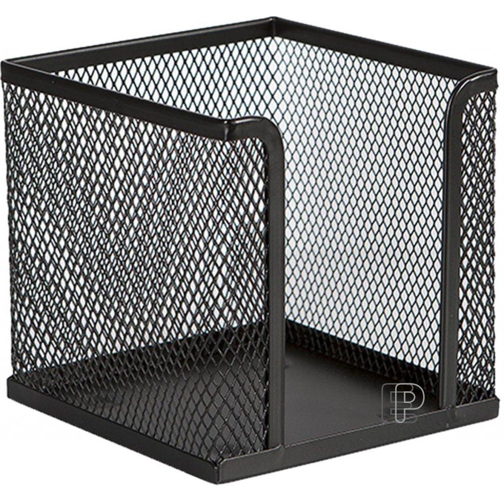 TECHO Špalíček černý 100x100x100mm
