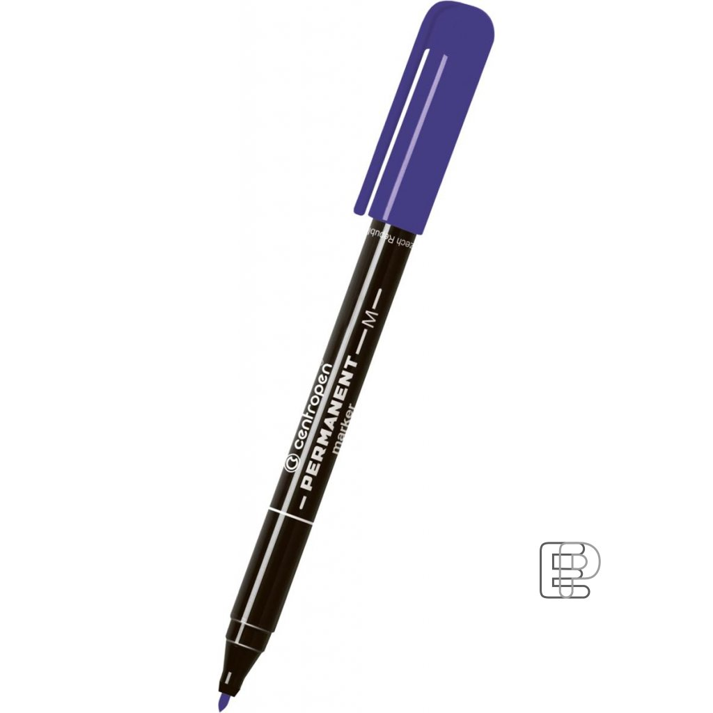 Fix 2846 fialový permanent 1mm M