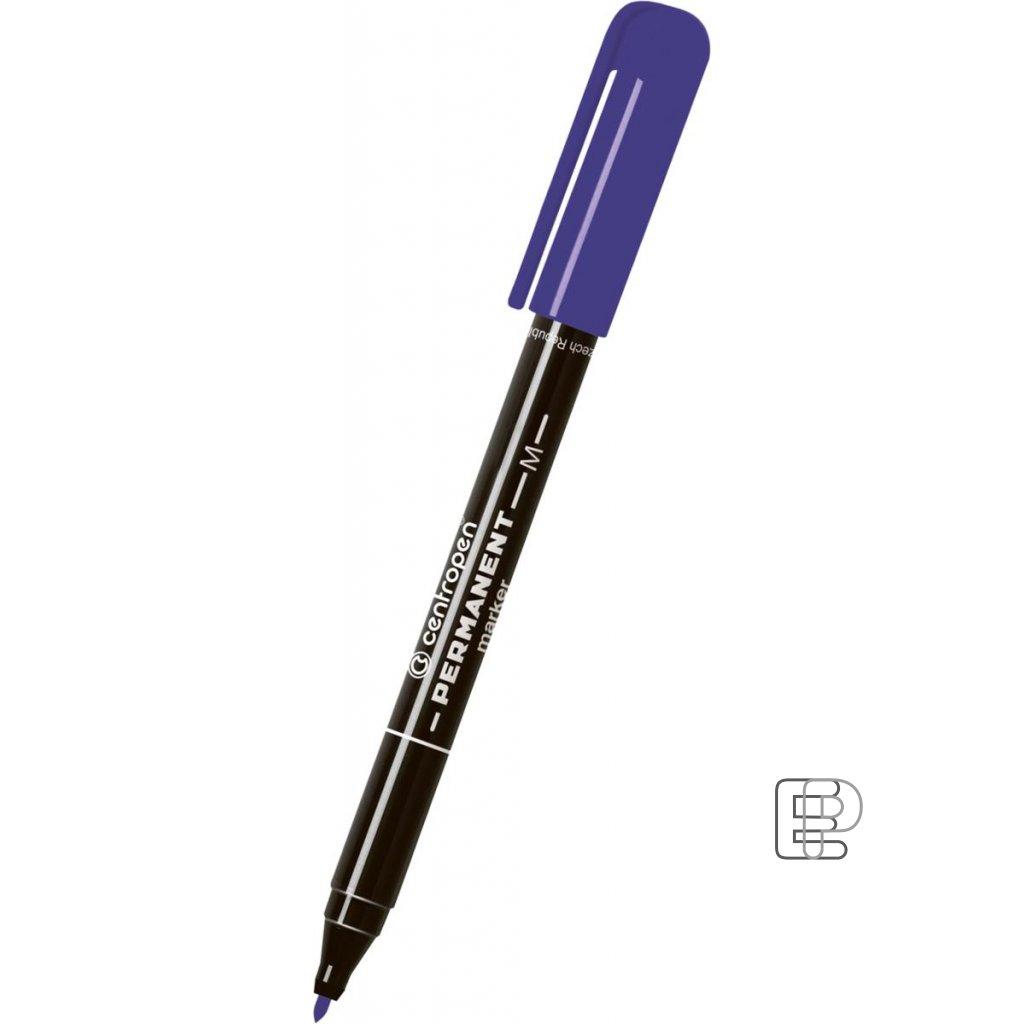 Fix 2846 fialový permanent 1mm