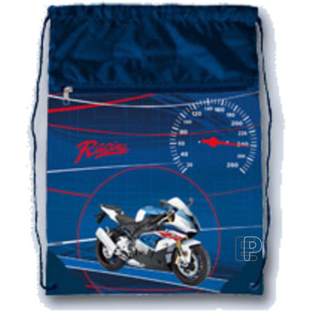 Sáček na cvičky Speed Racing 440x320