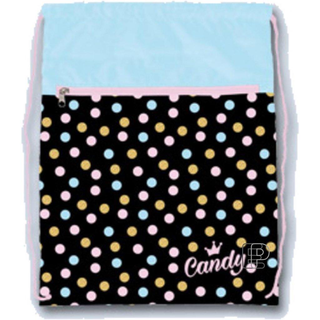 Sáček na cvičky Candy  1523065