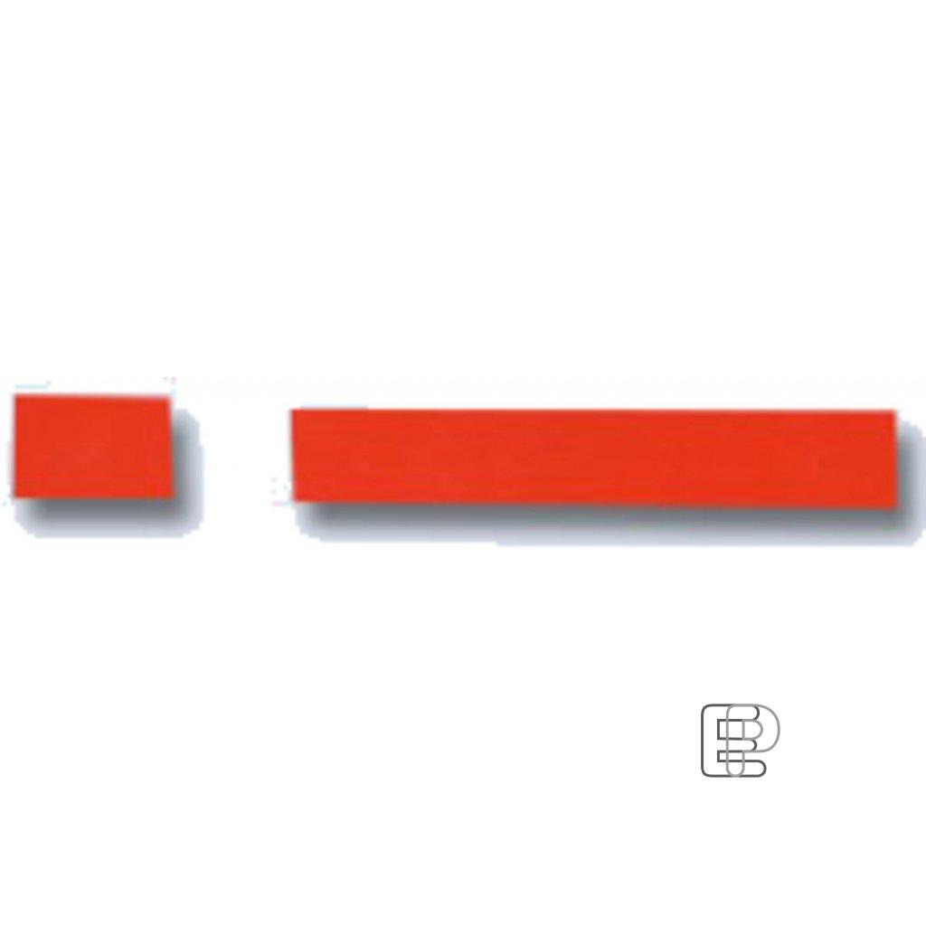 SLE Motex 16x23 signální červené 870et