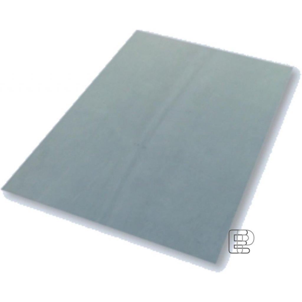 Podložka přírodní do sešitu PVC A4 5115