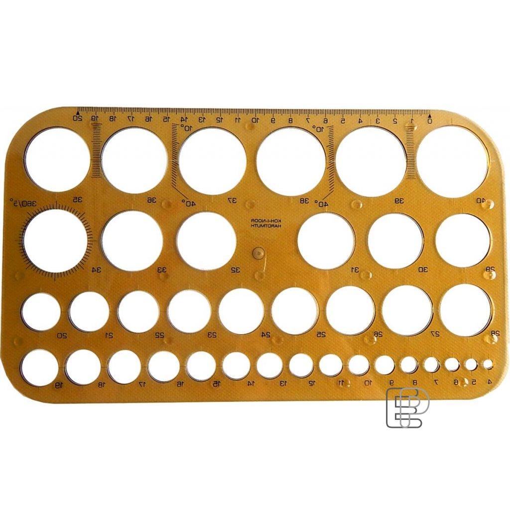 Šablona kružnic 749161
