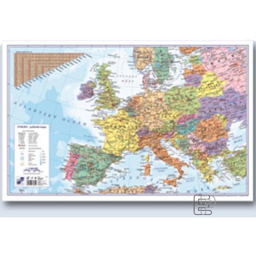 Podložka A2 Evropa 3905  670x440