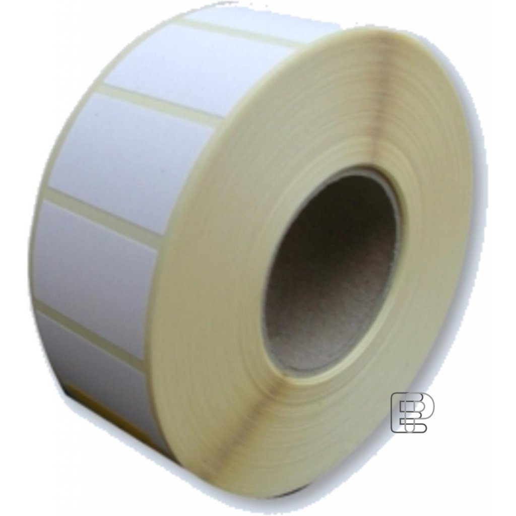 SLE na kotouči 50x30 3000 etiket