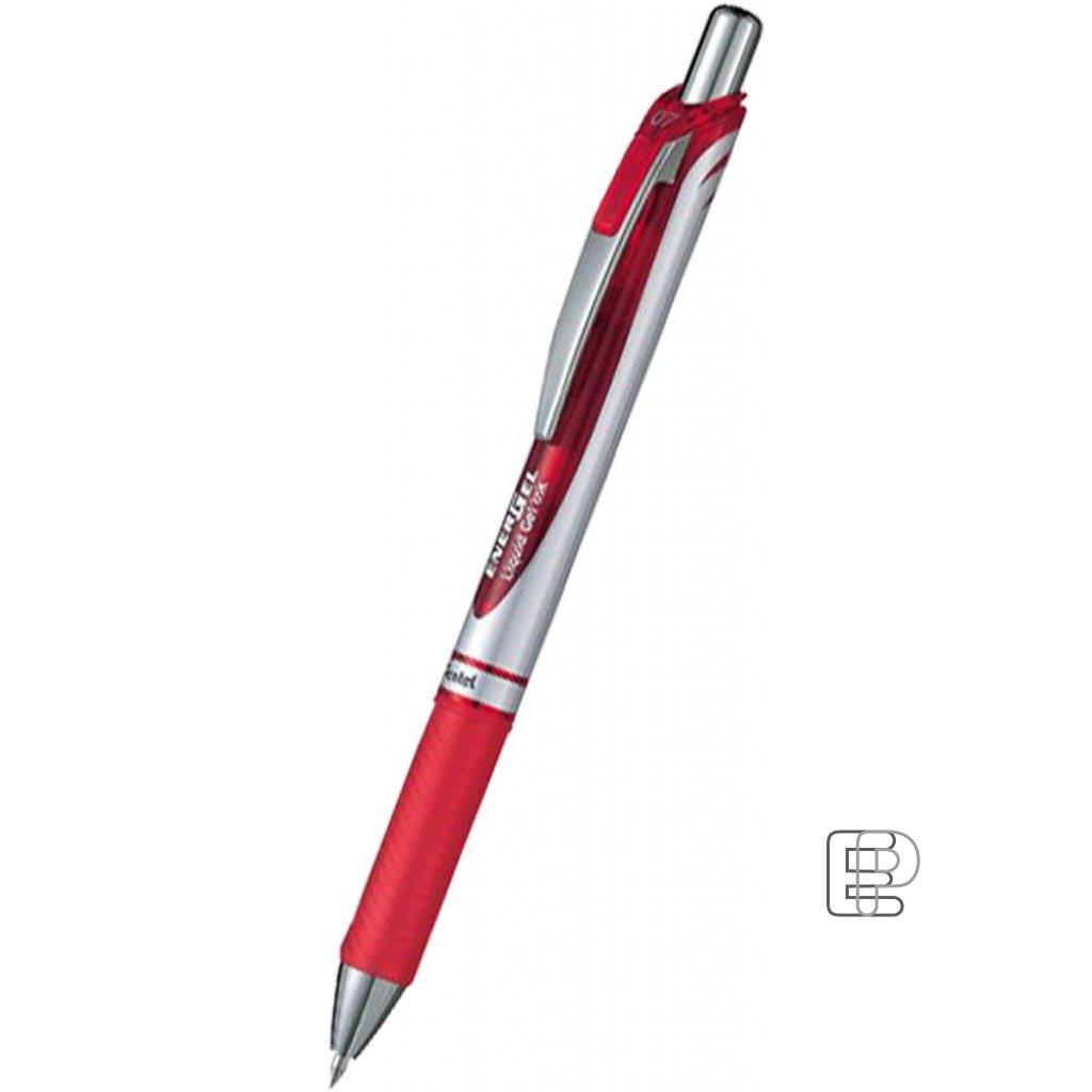 Propiska Pentel BL 77B červená 0.7