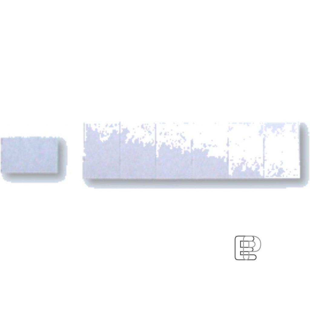 SLE Contact 25x16 bílé hranaté 1125 et