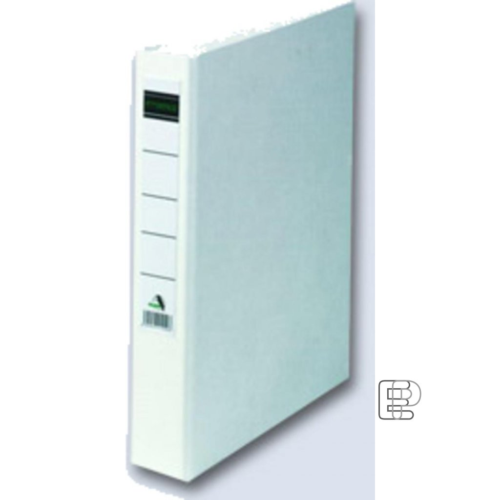 Pořadač 4-kr.PP bílý 45mm