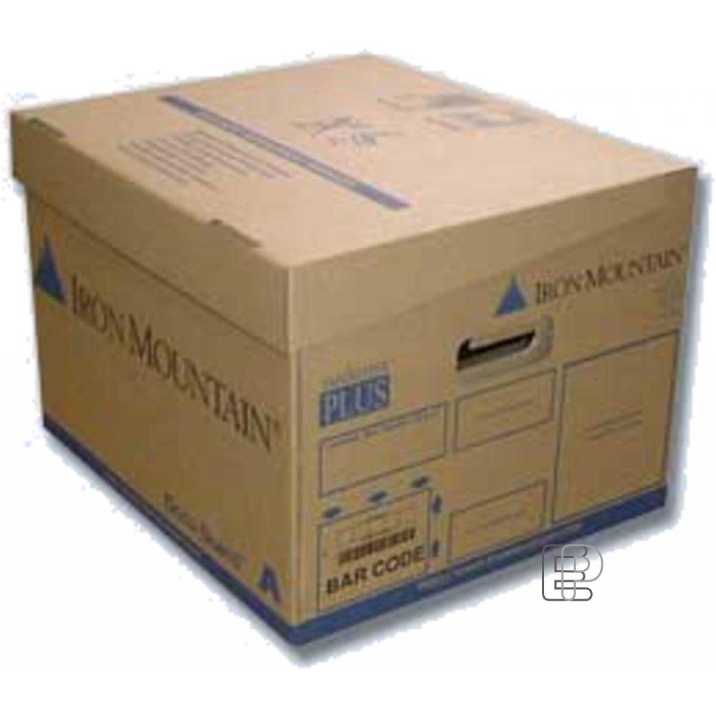 Archivní systém 330x300x240 DG/01A, arch.