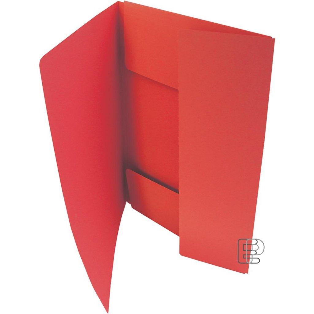 Mapa 253 Classik červená