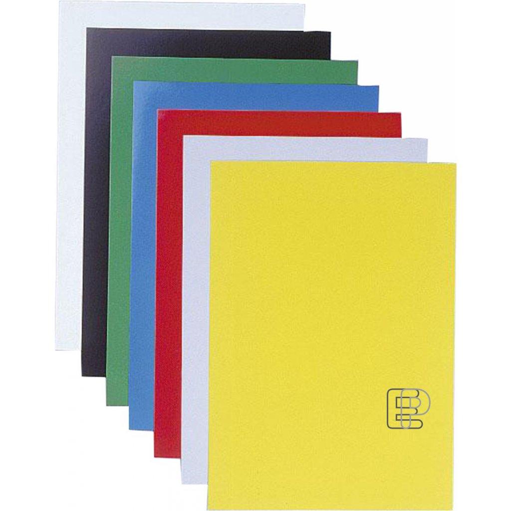 Desky Chromolux A4 zadní zelené 100ks