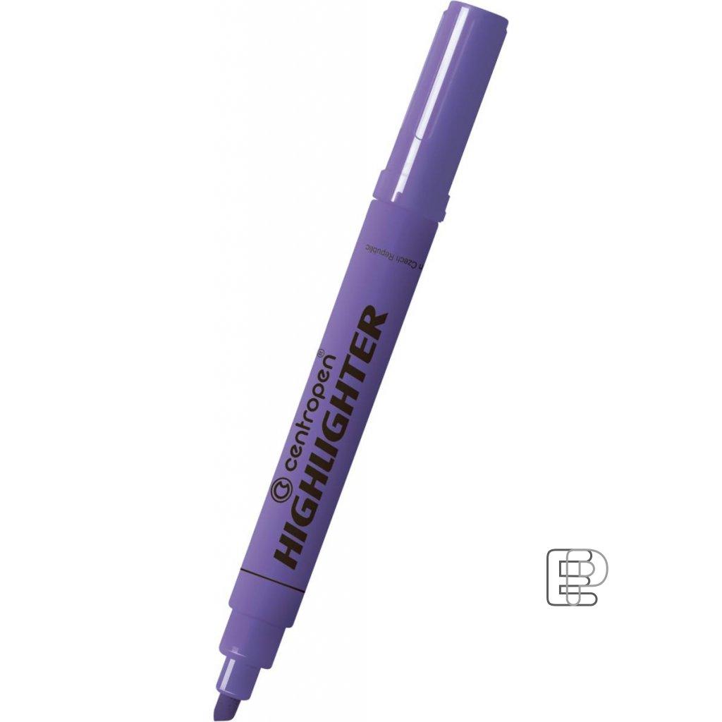 Zvýrazňovač 8552 fialový