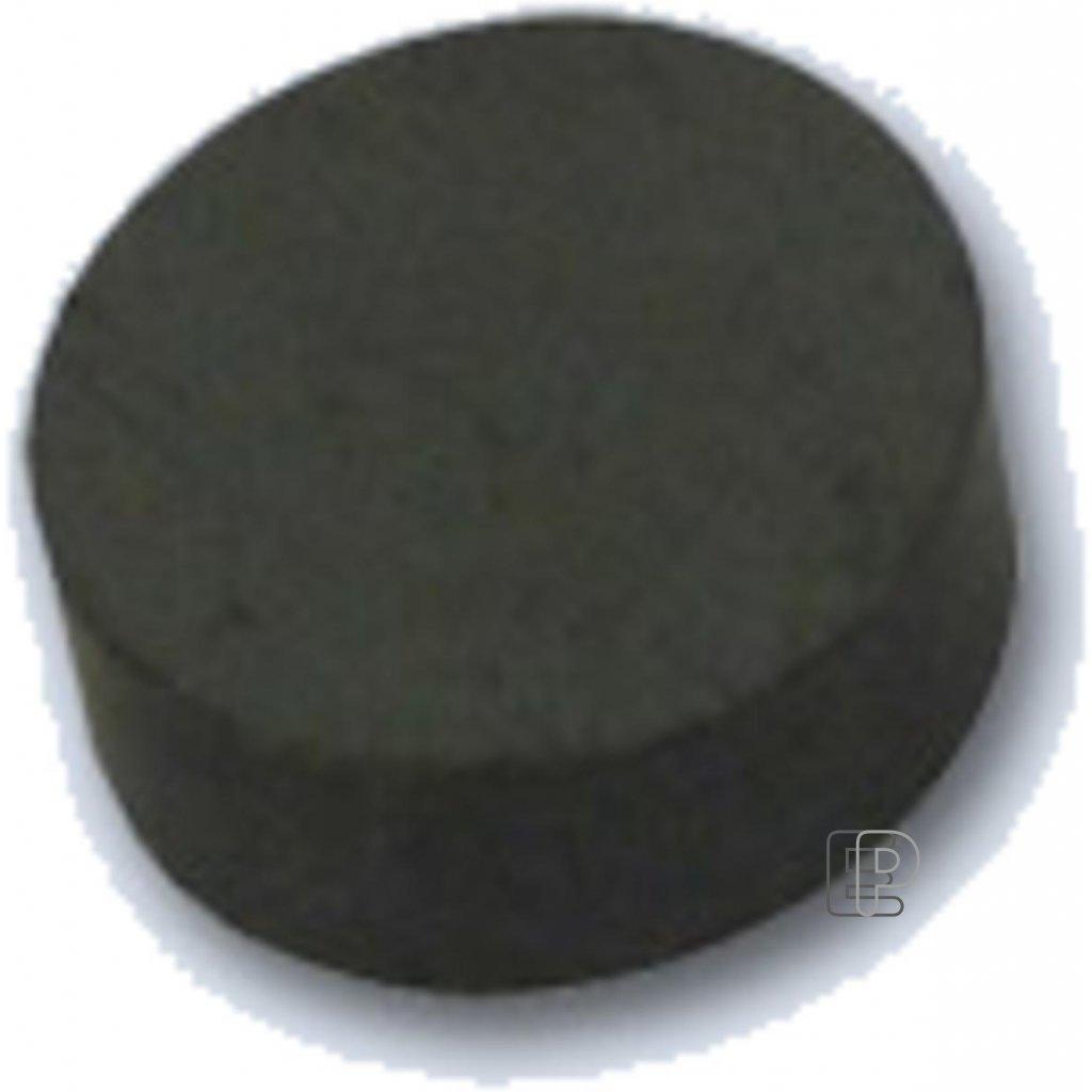 Magnet kulatý 20 mm feritový